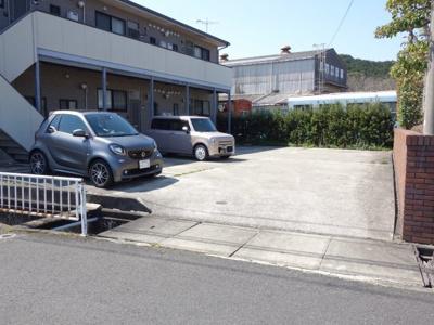 【駐車場】ベルカーサSANKOU