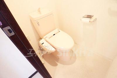 【トイレ】セントパークアベニュー