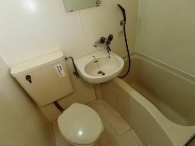 【浴室】フラッツ東湘