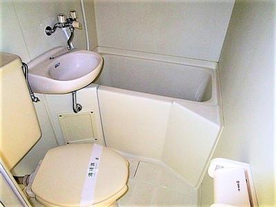 【浴室】サンファン望月