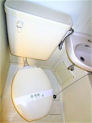 【トイレ】サンファン望月