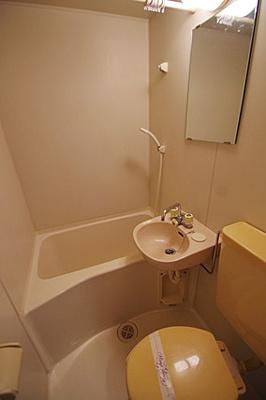 【浴室】オオゼキハイム5
