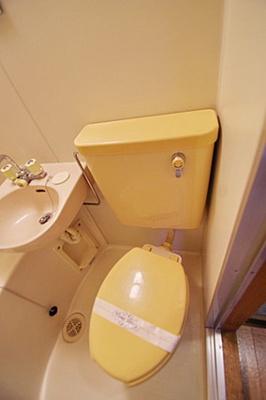 【トイレ】オオゼキハイム5