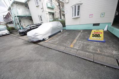 【駐車場】エミーテラスB棟