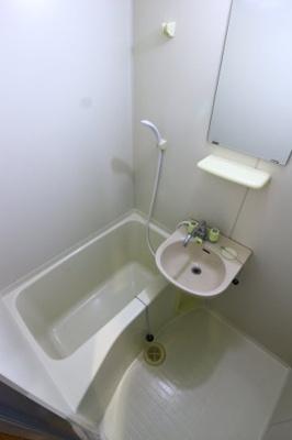 【浴室】アンピエスゼン