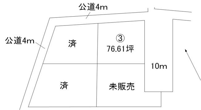 【土地図】河和田町土地