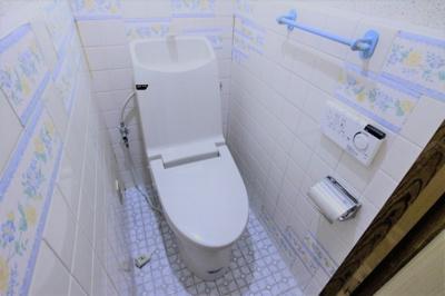 【トイレ】福田の家