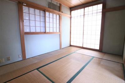 【寝室】福田の家