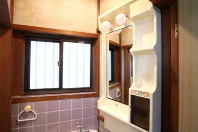 【洗面所】福田の家