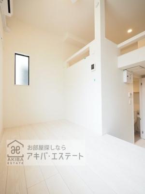 【居間・リビング】ハーモニーテラス青井Ⅸ
