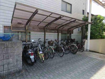 【駐車場】カーサ・フローラ玉木