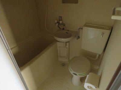 【浴室】カーサ・フローラ玉木