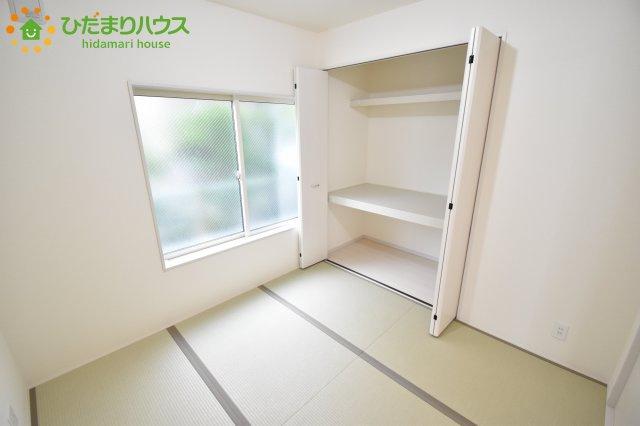 【和室】西区飯田 新築一戸建て リーブルガーデン 01