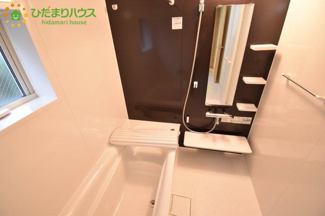 【浴室】西区飯田 新築一戸建て リーブルガーデン 01