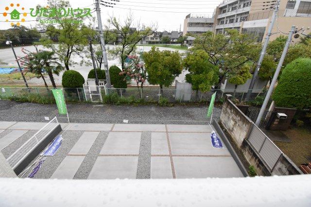 【展望】西区飯田 新築一戸建て リーブルガーデン 01