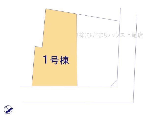 【区画図】西区飯田 新築一戸建て リーブルガーデン 01