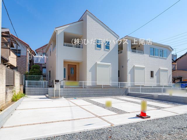 【駐車場】西区飯田 新築一戸建て リーブルガーデン 01