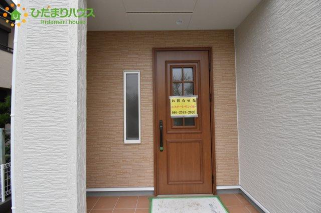 【玄関】西区飯田 新築一戸建て リーブルガーデン 01