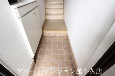 【玄関】ヴィノ カミヤ