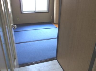 【寝室】新多聞第二住宅116号棟