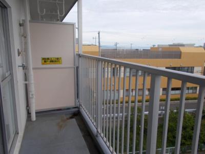 【バルコニー】垂水高丸住宅2号棟