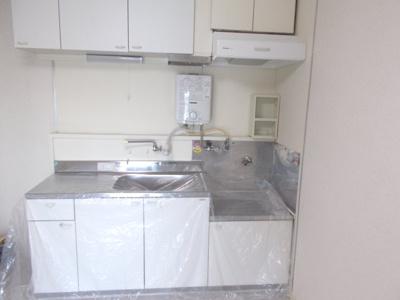 【キッチン】垂水高丸住宅2号棟