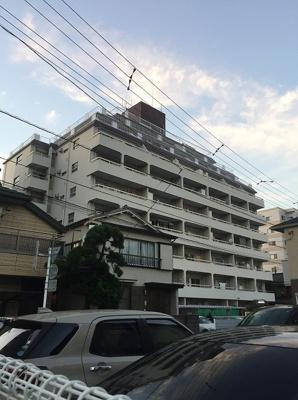 【外観】旭ヶ丘マンション