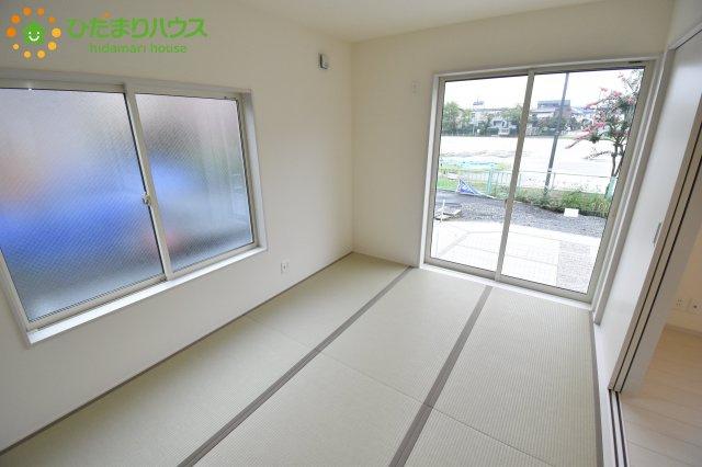 【和室】西区飯田 新築一戸建て リーブルガーデン 02