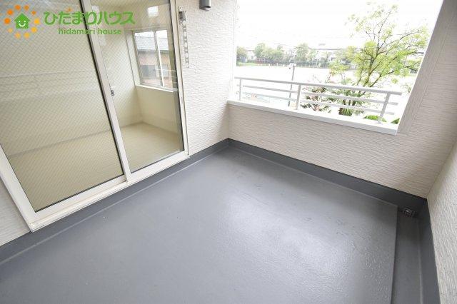 【バルコニー】西区飯田 新築一戸建て リーブルガーデン 02