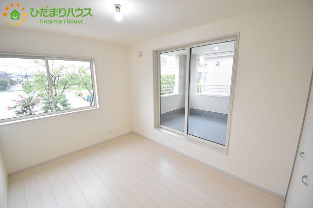 【洋室】西区飯田 新築一戸建て リーブルガーデン 02