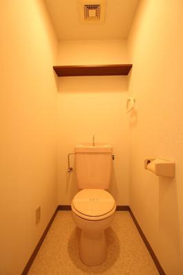 【トイレ】カルフール大町
