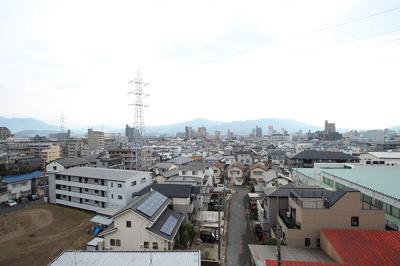【展望】カルフール大町