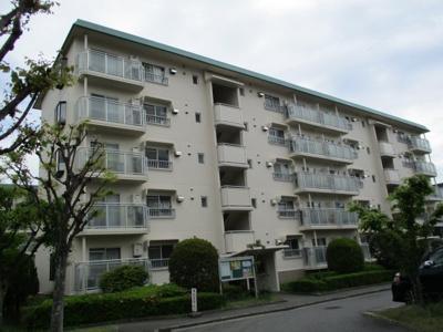 【外観】名谷19団地82棟