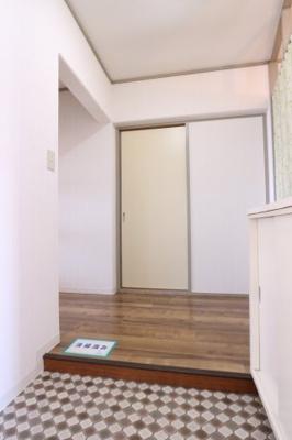 【玄関】マインドスクエア伊川