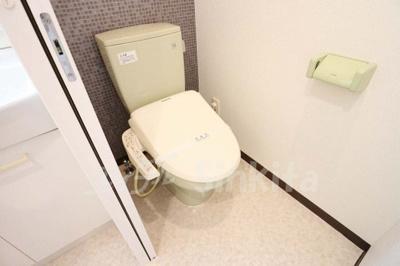 【トイレ】サムティ三国本町レジデンス