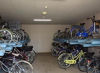 【駐輪場】ファミール東加賀屋きらめきの街