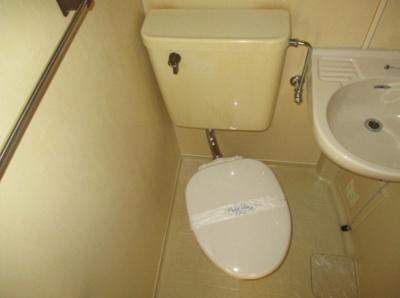 【トイレ】ベストレジデンス上新庄