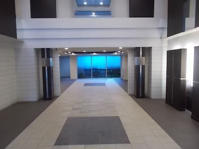【エントランス】エステムプラザ名古屋駅前プライムタワー