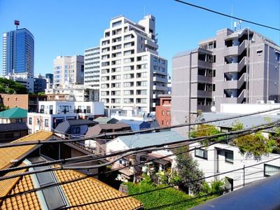 【展望】渋谷区初台1丁目戸建A号棟
