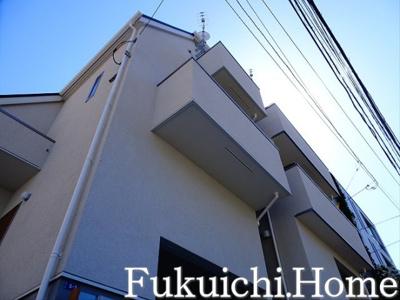 【外観】渋谷区初台1丁目戸建A号棟