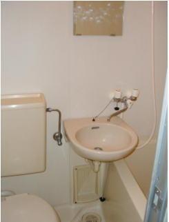 【浴室】カーサ高木