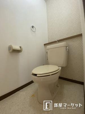 【トイレ】ハイツ野々宮