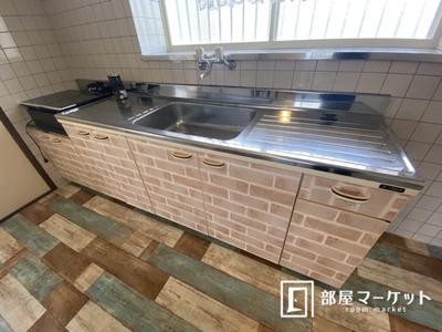 【キッチン】ハイツ野々宮