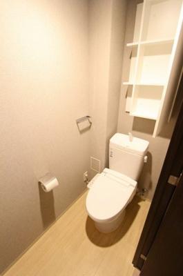 清潔感のあるトイレです:平日も内覧出来ます♪八潮新築ナビで検索♪