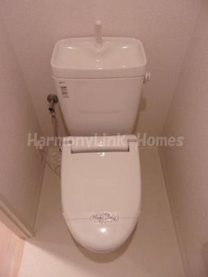コンフォリア東池袋EASTのシンプルで使いやすいトイレです☆