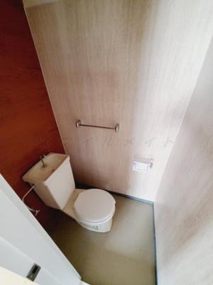 【トイレ】細木舞岡ハイツ(ほそきまいおかはいつ)