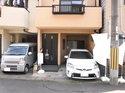 【駐車場】京都市伏見区久我石原町