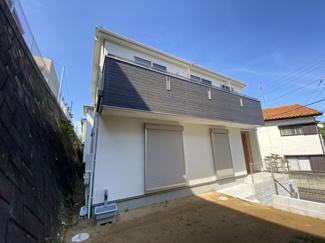 敷地約46.6坪で建物は述べ約30.6坪と広い4SLDKの間取りです。
