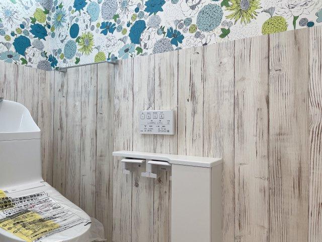 お洒落なトイレ(^^)v