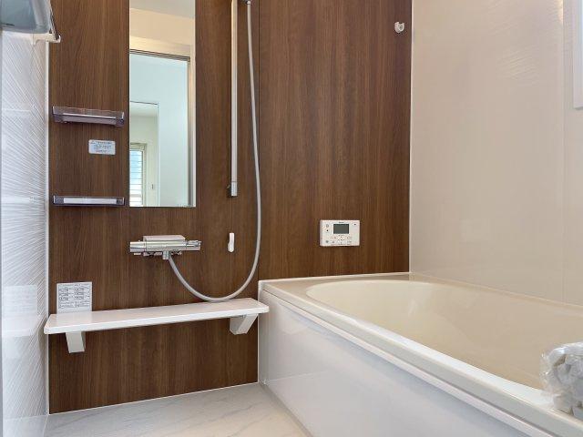 【浴室】香芝市良福寺 新築(全3区画)モデルハウス A号地